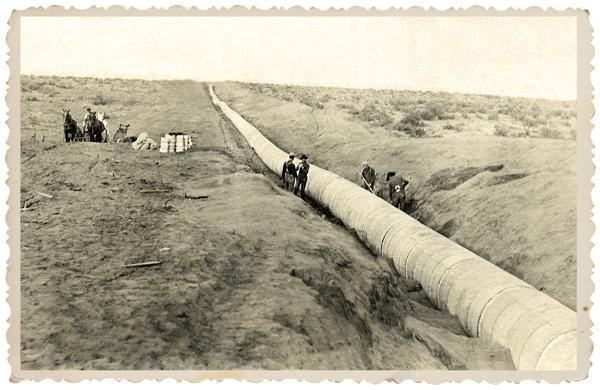 umatilla irrigation history