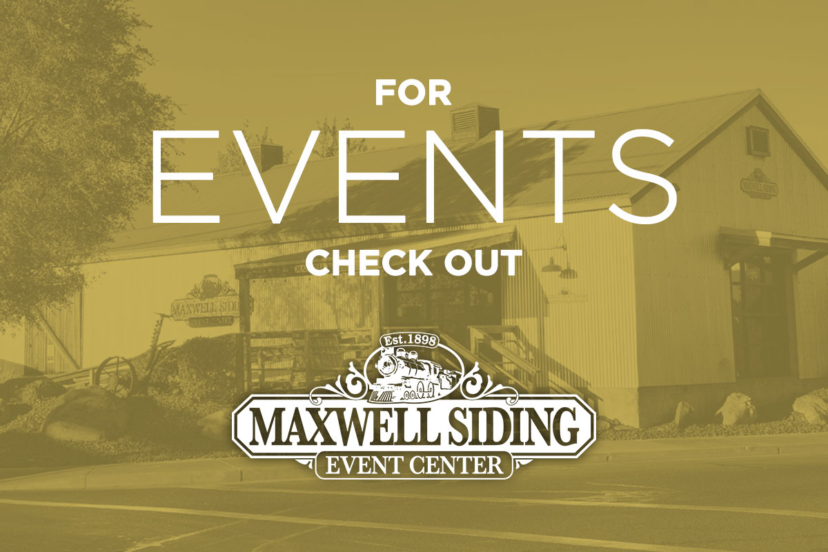 contact maxwell siding event center attraction